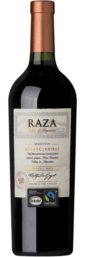 Vin med sänkt pris: Raza Selection Malbec