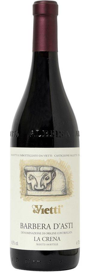 Prissänkt vin: Vietti Barbera d´Asti La Crena
